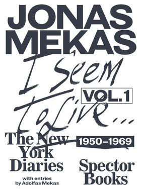 I Seem to Live: The New York Diaries, 1950–1969