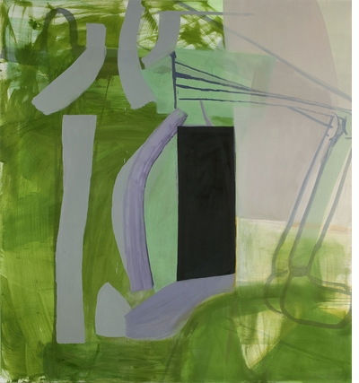 """""""I think painting is my sexual preference."""" Amy Sillman: The ALL-OVER"""