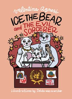 Ice the Bear and the Evil Sorcerer