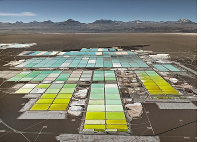 In 'Anthropocene,' Edward Burtynsky meets the enemy and he is us