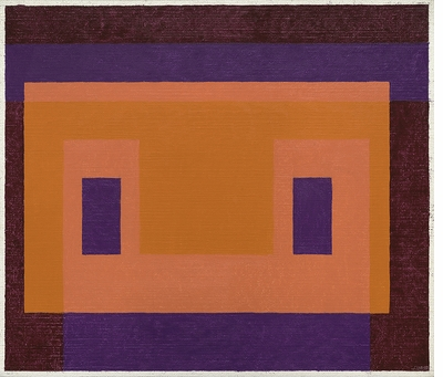 In breathtaking 'Josef Albers in Mexico,' matter and spirit intertwine