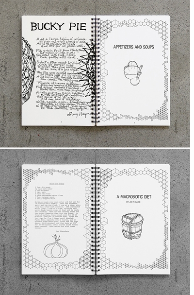 In celebration of Buckminster Fuller's 125th birthday, a new facsimile of the cult cookbook, 'Synergetic Stew'