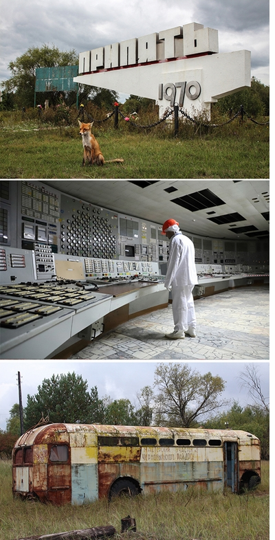 Commemorating the Chernobyl Nuclear Disaster, 35 Years Later