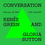 In Conversation: The Carpenter Center Presents Renée Green & Gloria Sutton