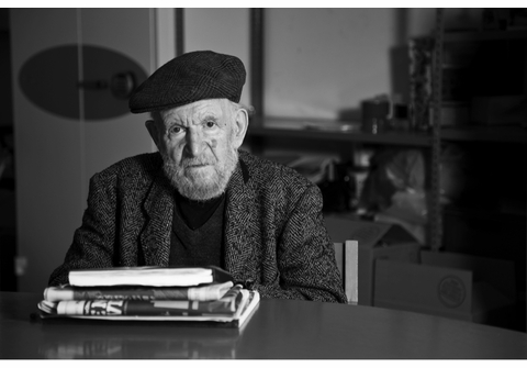 In Memory of Gustav Metzger, 1926-2017