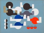 In 'Sophie Taeuber-Arp: Living Abstraction,' every work is an experiment