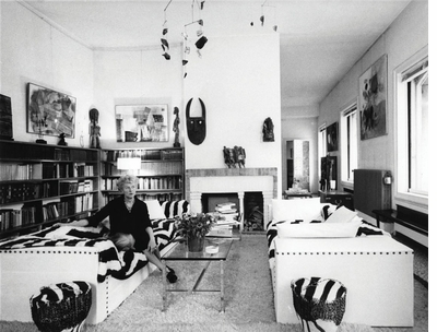In 'The Last Dogaressa,' a fascinating visual biography of the visionary gallerist, collector and philanthropist Peggy Guggenheim