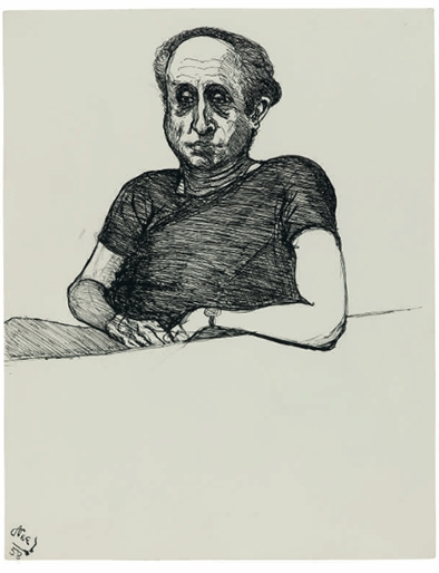 In the News: Alice Neel Drawings and Watercolors 1927-1978