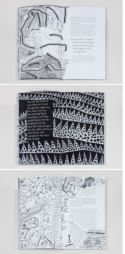 """In Yayoi Kusama's Little Mermaid, a """"symbol of all good hearts and of love"""""""