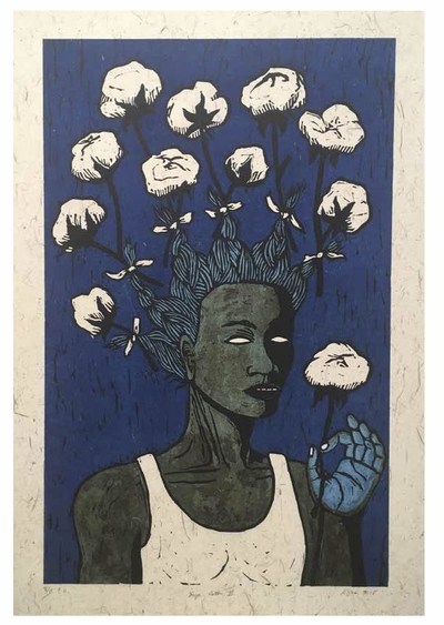 Inequities and shared humanity in the prints of Alison Saar
