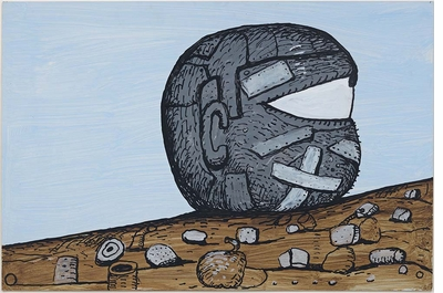 Inquiry and revelation: Philip Guston & the Poets