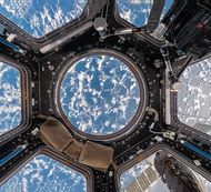 Interior Space: A Visual Exploration of the International Space Station