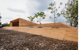 Featured image is reproduced from 'Isaac Broid + Productora: Teopanzolco Cultural Center.'