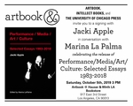Jacki Apple and Marina La Palma launch 'Performance/Media/Art/Culture' at Artbook at Hauser & Wirth, Los Angeles