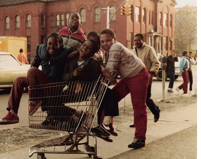 Jamel Shabazz to sign 'Sights in the City' at NiLu