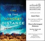 "Janet Clare to launch ""Time is the Longest Distance"" at Artbook at Hauser & Wirth Los Angeles"
