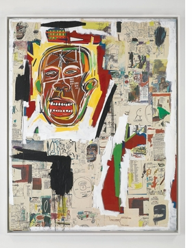 Featured image is reproduced from 'Jean-Michel Basquiat: Xerox.'