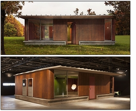 Featured images are reproduced from <I>Jean Prouvé: Architecture</I>.