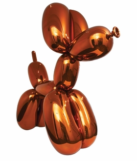 Featured image is reproduced from 'Jeff Koons: Lost in America'.