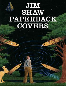 Jim Shaw: Paperback Covers