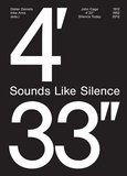 John Cage: 4'33''– Sounds Like Silence