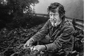 Featured image is reproduced from 'John Cage: A Mycological Foray.'