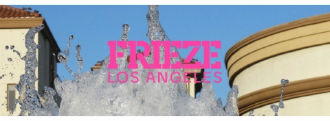 Join Artbook at Frieze LA!
