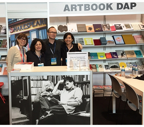Join ARTBOOK | D.A.P. at Book Expo!