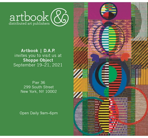Join Artbook | D.A.P. at Shoppe Object Independent Home & Gift Show, NYC!