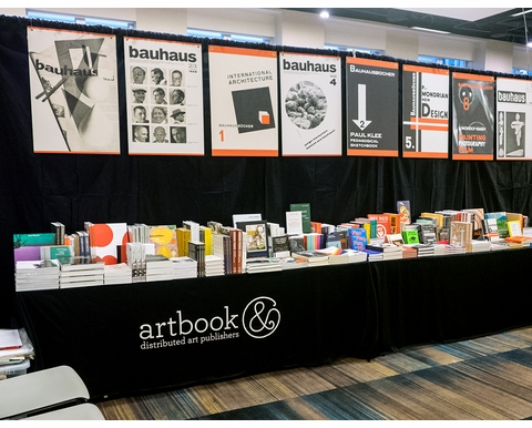 Join Artbook | D.A.P. at the 2019 CAA Conference in NY