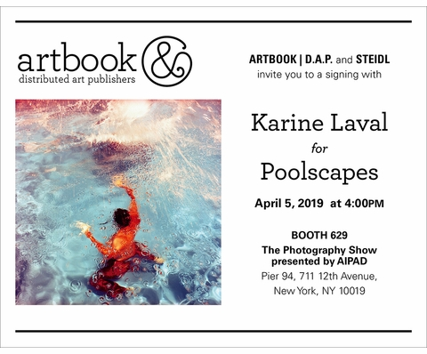Join Artbook | D.A.P. for signings at AIPAD 2019!