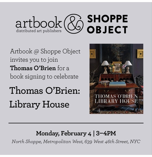 Join us at SHOPPE OBJECT 2.0 Independent Home & Gift Show, 2019!