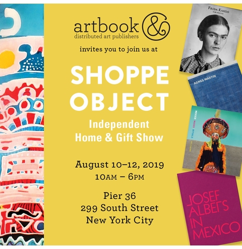 Join us at SHOPPE OBJECT 3.0 Independent Home & Gift Show, Summer 2019!