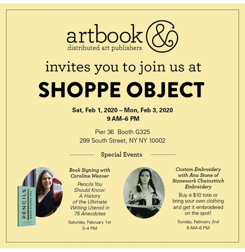 Join us at SHOPPE OBJECT 4.0 Independent Home & Gift Show, Winter 2020!