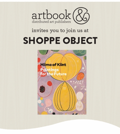 Join us at SHOPPE OBJECT Independent Home & Gift Show
