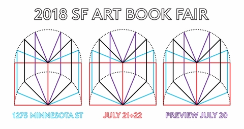 Join us at the 2018 SF Art Book Fair!