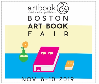 Join us at the Boston Art Book Fair!