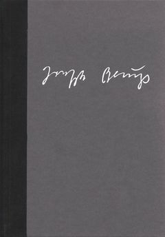 Joseph Beuys: Sculpture and Drawing