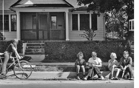 Featured image is reproduced from 'Joseph Szabo: Hometown.'
