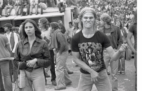 Featured image is reproduced from <i>Joseph Szabo: Rolling Stone Fans</i>.