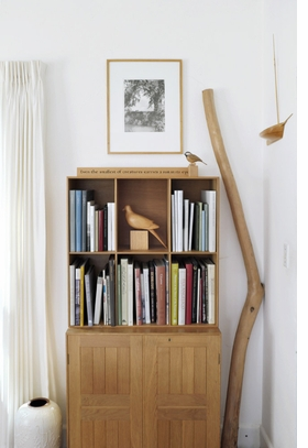 Featured image is reproduced from 'Joshua Chuang & Robert Adams: Boats, Books, Birds.'