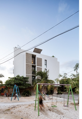 Featured image is reproduced from 'Juan Carral: Rethinking Suburban Housing'.