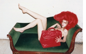 Featured image is reproduced from 'Juergen Teller: Handbags.'