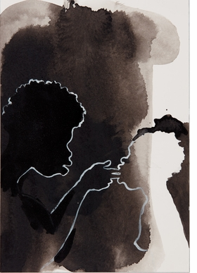 Featured image is reproduced from 'Kara Walker: A Black Hole Is Everything a Star Longs to Be.'