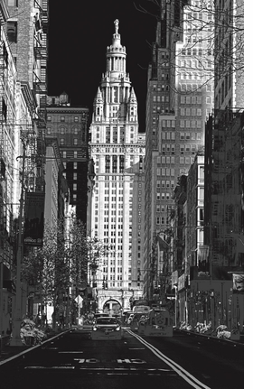 Featured image is reproduced from 'Karin Ferrari: Rooftop Temples of New York City'.