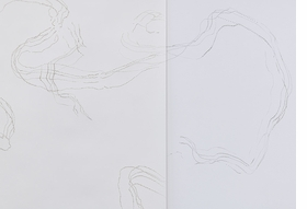 Featured image is reproduced from 'Katharina Hinsberg: Sketches Withdrawn'.