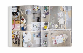 Featured spread is reproduced from 'Katrin Korfmann & Jens Pfeifer: Back Stages.'