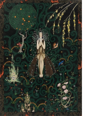 Featured image is reproduced from 'Kay Nielsen: An Enchanted Vision'.
