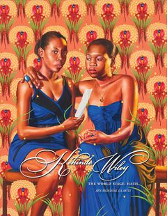 Kehinde Wiley: The World Stage: Haiti