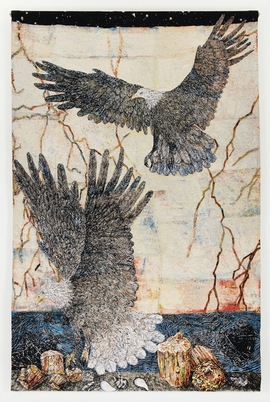 Featured image is reproduced from 'Kiki Smith.'